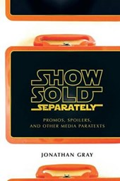 Show Sold Separately | Jonathan Gray |