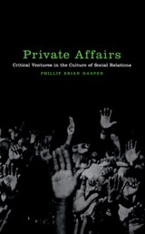 Private Affairs | Phillip Brian Harper |