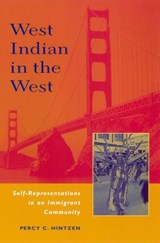 West Indian in the West | Percy Hintzen |