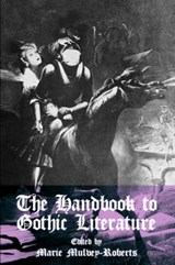The Handbook to Gothic Literature | auteur onbekend |