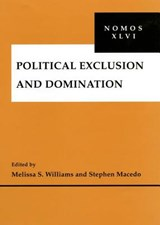 Political Exclusion and Domination | Stephen Macedo |