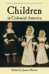 Children in Colonial America |  |