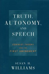 Truth, Autonomy, and Speech | Susan Williams |