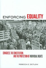 Enforcing Equality | Rebecca E. Zietlow |