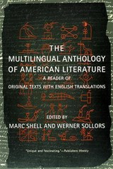 The Multilingual Anthology of American Literature | auteur onbekend |