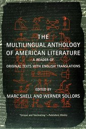 The Multilingual Anthology of American Literature