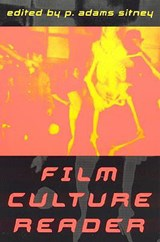 Film Culture Reader | P. Adams Sitney |