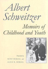 Memoirs of Childhood and Youth | Albert Schweitzer |