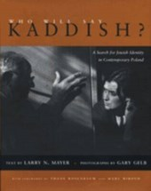 Who Will Say Kaddish? |  |