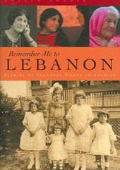 Remember Me to Lebanon