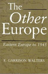 The Other Europe | E.Garrison Walters |