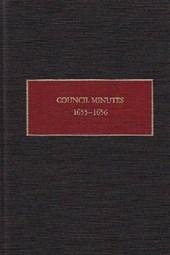 Council Minutes, 1655-1656
