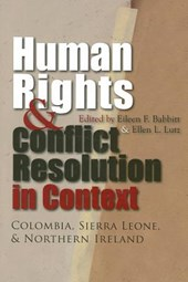 Human Rights & Conflict Resolution in Context