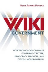 Wiki Government | Beth Simone Noveck |