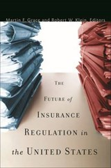 The Future of Insurance Regulation in the United States |  |