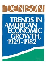 Trends in American Economic Growth | Edward Denison |