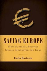 Saving Europe | Carlo Bastasin |