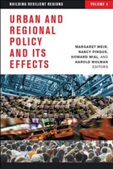 Urban and Regional Policy and Its Effects, Volume | auteur onbekend |