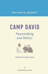 Camp David | William B Quandt |