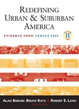 Redefining Urban and Suburban America | auteur onbekend |