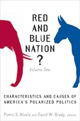 Red and Blue Nation? Volume One | auteur onbekend |