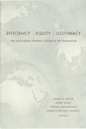 Efficiency, Equity, and Legitimacy