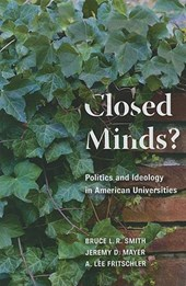 Closed Minds? | Bruce L. R. Smith |