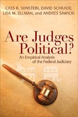 Are Judges Political? | Cass R. Sunstein |