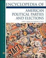 Encyclopedia Of American Political Parties And Elections | Sabato, Larry J. ; Ernst, Howard R. |