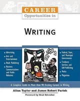 Career Opportunities In Writing | Allan Taylor |