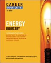 Career Opportunities in the Energy Industry | Allan Taylor |