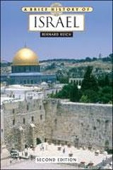 A Brief History of Israel | Bernard Reich |