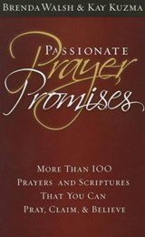 Passionate Prayer Promises | Brenda Walsh |