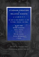 O'Odham Creation and Related Events | Donald M. Bahr |