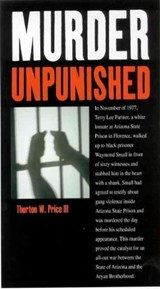 Murder Unpunished | Price, Thornton W., Iii |