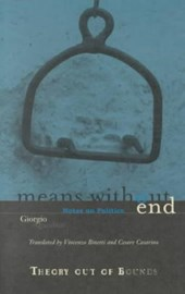 Means Without End | Giorgio Agamben |