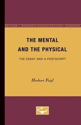 The Mental and the Physical | Herbert Feigl |