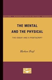 The Mental and the Physical