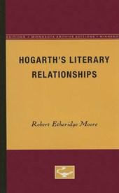 Hogarth's Literary Relationships
