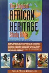 The Original African Heritage Study Bible