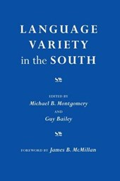 Language Variety in the South