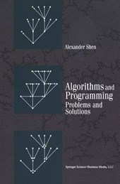 Algorithms and Programming | Alexander Shen |