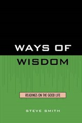 Ways of Wisdom | Steve Smith |