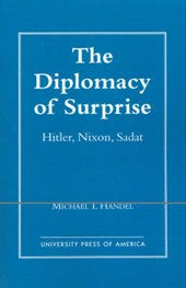 The Diplomacy of Surprise | Michael I. Handel |