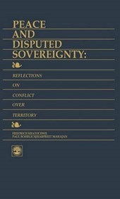Peace and Disputed Sovereignty