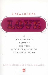 A New Look at Love | Elaine Hatfield |