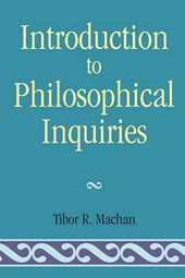 Introduction to Philosophical Inquiiries
