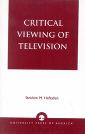 Critical Viewing of Television