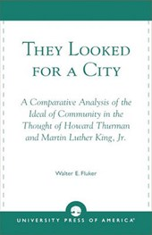 They Looked for a City | Walter E. Fluker |