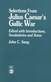 Selections from Julius Caesar's Gallic War